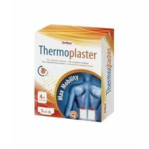 Dr.Max Thermoplaster Pás s hřejivými vložkami 4 vložky 13 x 9,5 cm