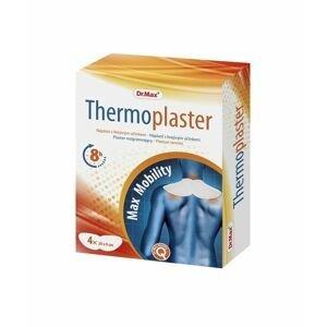 Dr.Max Thermoplaster Náplast s hřejivým účinkem 4 náplasti 29 x 9 cm