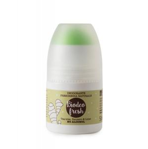 laSaponaria Deodorant osvěžující s citrónem BIO roll-on 50 ml