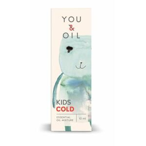 You & Oil Bioaktivní směs pro děti Nachlazení 10 ml