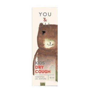 You & Oil Bioaktivní směs pro děti Suchý kašel 10 ml