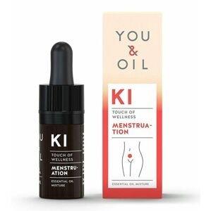 You & Oil Bioaktivní směs Menstruace 5 ml