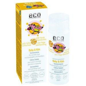Eco Cosmetics BIO Dětský opalovací krém SPF50+ 50 ml