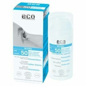 Eco Cosmetics BIO Opalovací krém neparfemovaný SPF50 100 ml