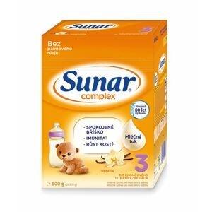 Sunar Complex 3 vanilka 600 g