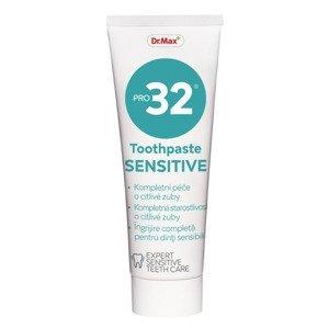 Dr.Max PRO32 Sensitive zubní pasta 75 ml