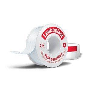 Leukoplast Skin Sensitive Fixační páska 2,5 cm x 2,6 m cívka 1 ks