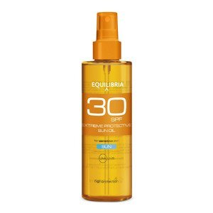 Equilibria Extreme Protective Sun Oil SPF30 200 ml
