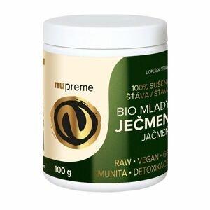 Nupreme Mladý ječmen Premium BIO 100 g