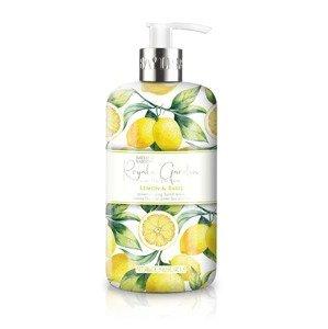 Baylis & Harding Tekuté mýdlo na ruce Lemon & Basil 500 ml