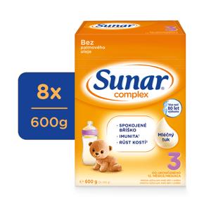 Sunar Complex 3 8x600 g
