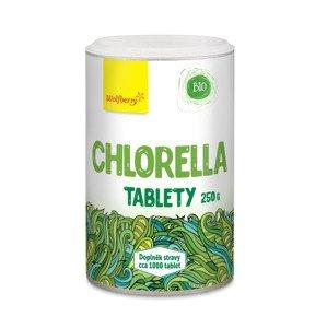 Wolfberry Chlorella BIO 250 g cca 1000 tablet