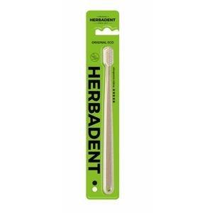 Herbadent Original Eco zubní kartáček ultrajemný 1 ks