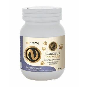 Nupreme Coriolus extrakt 100 tobolek