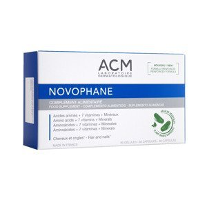 ACM NOVOPHANE Vitamíny a minerály pro podporu kvality vlasů a nehtů 60 kapslí