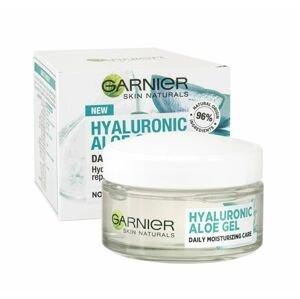 Garnier Skin Naturals Hyaluronic Aloe gel pro normální a smíšenou pleť 50 ml