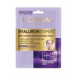 Loréal Paris Hyaluron Specialist Tissue Mask textilní maska 30 g
