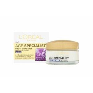 Loréal Paris Age Specialist 55+ noční krém proti vráskám 50 ml