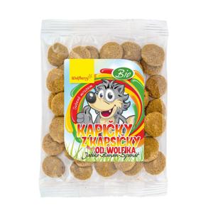 Wolfberry Kapičky z kapsičky od Wolfíka BIO jablko banán špenát 18 g