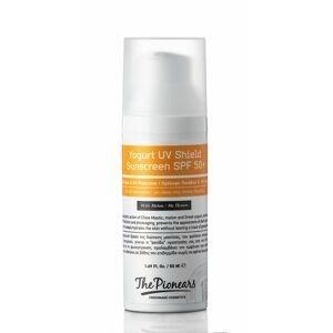 The Pionears Yogurt UV Shield Sunscreen SPF50+ opalovací krém 50 ml