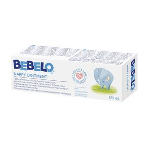 BEBELO Nappy Ointment 125 ml