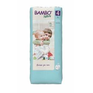 Bambo Nature 4 L 7-14 kg dětské pleny 48 ks