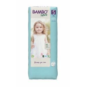 Bambo Nature 5 XL 12-18 kg dětské pleny 44 ks