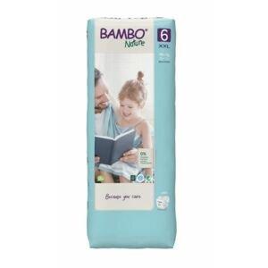 Bambo Nature 6 XXL 16+ kg dětské pleny 40 ks
