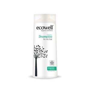 Ecowell Šampon na mastné vlasy BIO 300 ml