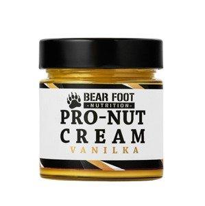 BEAR FOOT NUTRITION Pro Nut Cream vanilka 250 g