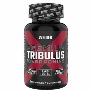 WEIDER Premium Tribulus 90 % Saponins 90 kapslí