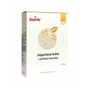 Guareta Morning Start Jogurtový krém s příchutí meruňka 3x54 g