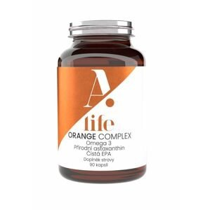 Alife Beauty and Nutrition Orange Complex 90 kapslí