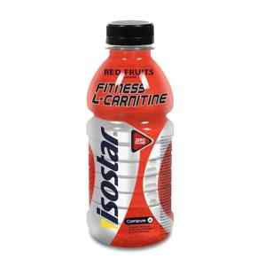 Isostar Fitness L-carnitin červené ovoce 500 ml