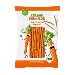 Freche Freunde BIO Špaldové tyčinky s mrkví 75 g