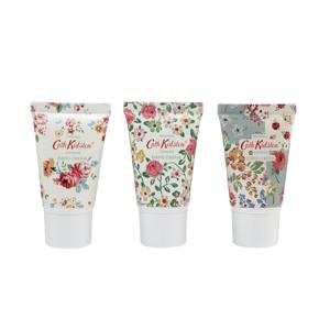 Heathcote & Ivory Sada krémů na ruce a nehty Cottage Patchwork 3x30 ml