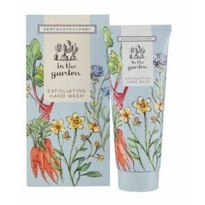 Heathcote & Ivory Exfoliační mýdlo na ruce In the garden 100 ml