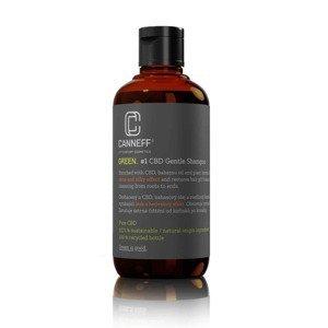CANNEFF GREEN CBD Gentle Shampoo 200 ml