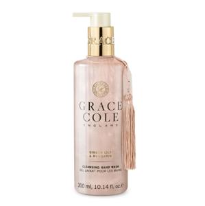 Grace Cole Ginger Lily & Mandarin tekuté mýdlo na ruce 300 ml