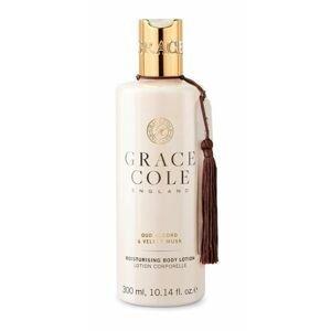 Grace Cole Oud Accord & Velvet Musk hydratační tělové mléko 300 ml