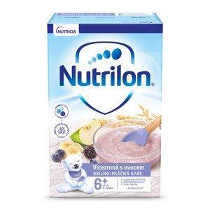 Nutrilon Vícezrnná kaše s ovocem 225 g