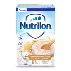 Nutrilon Piškotová kaše se 7 druhy obilovin 225 g