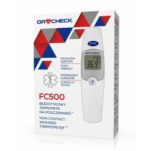 Diagnostic DR CHECK FC500 bezdotykový infračervený teploměr