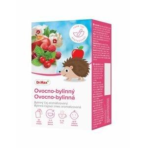 Dr.Max Dětský ovocno-bylinný čaj 20x1,5 g