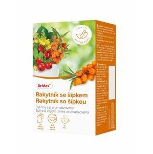Dr.Max Rakytník se šípkem bylinný čaj 20x1,5 g