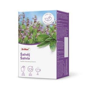 Dr.Max Šalvěj bylinný čaj 20x1,5 g
