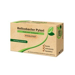 VITAMIN STATION Rychlotest Helicobacter Pylori 1 ks