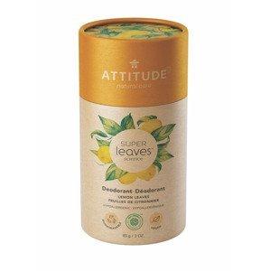 ATTITUDE Přírodní tuhý deodorant citrusové listy 85 g