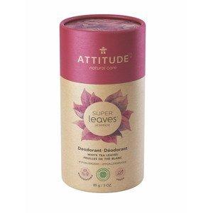 ATTITUDE Přírodní tuhý deodorant list bílého čaje 85 g
