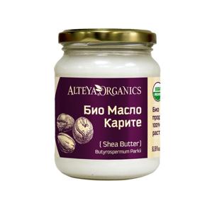 Alteya Bambucké máslo 100% Organic 200 ml